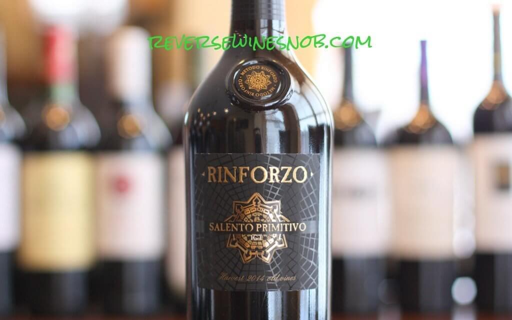 Rinforzo Salento Primitivo - Luxurious