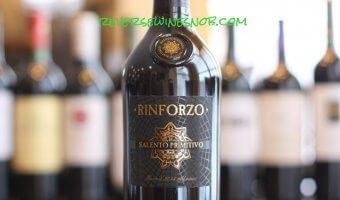 Rinforzo Salento Primitivo – Luxurious