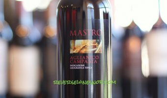 Mastro Aglianico Campania – Smooth, Tart and Tasty
