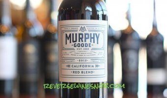 Murphy-Goode California Red Blend – Reliable
