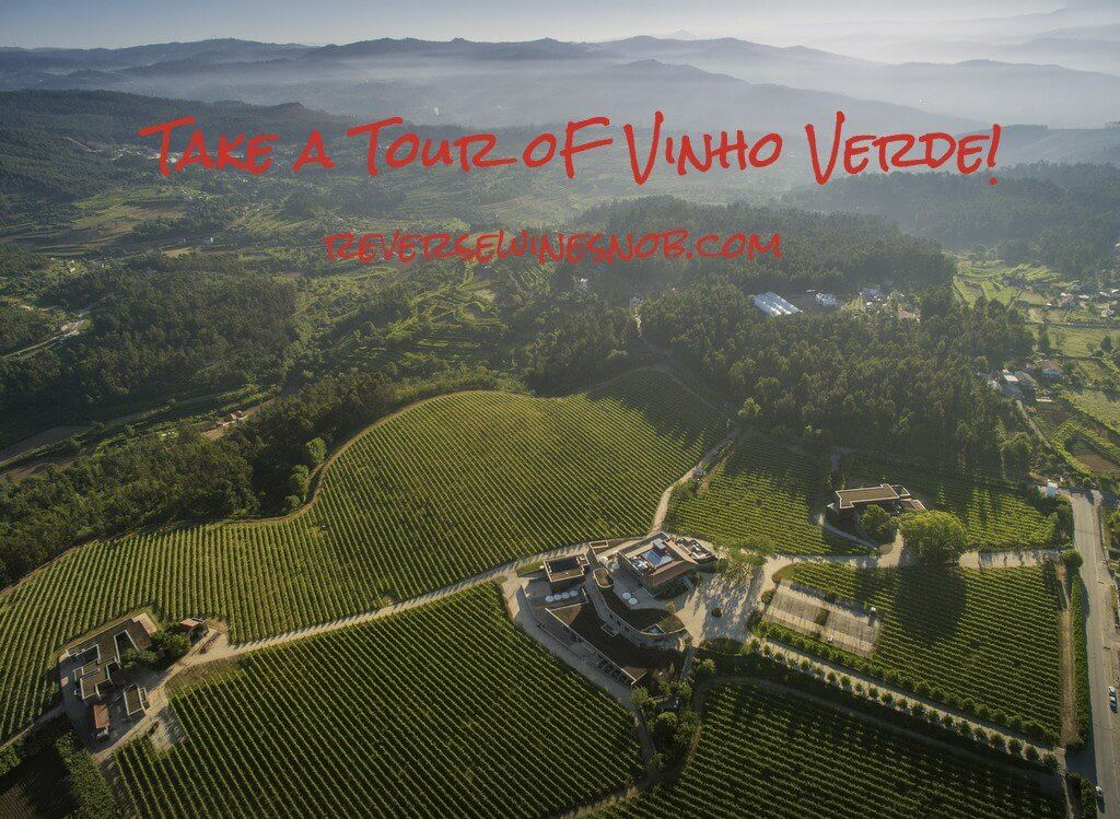 Take a Tour of Vinho Verde - Amarante and Lima Valley