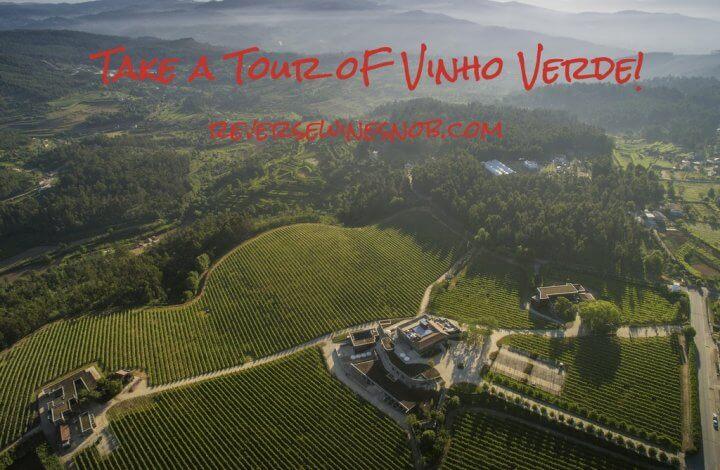 Take a Tour of Vinho Verde - Amarante and Lima Valley