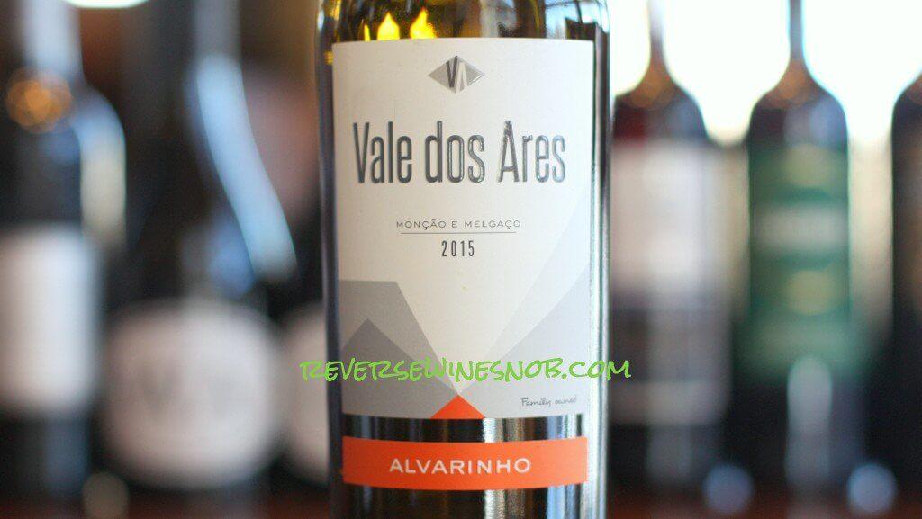 Vale dos Ares Alvarinho - Keeping It Fresh