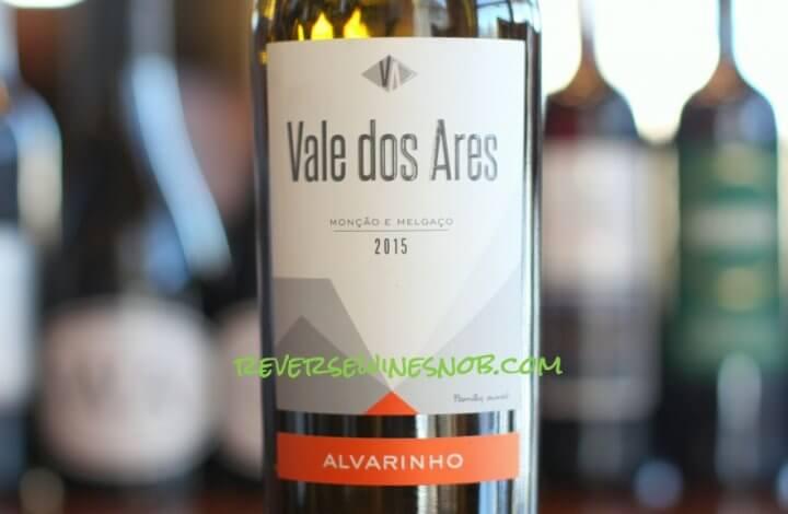 Vale dos Ares Alvarinho - Smooth and Luxurious