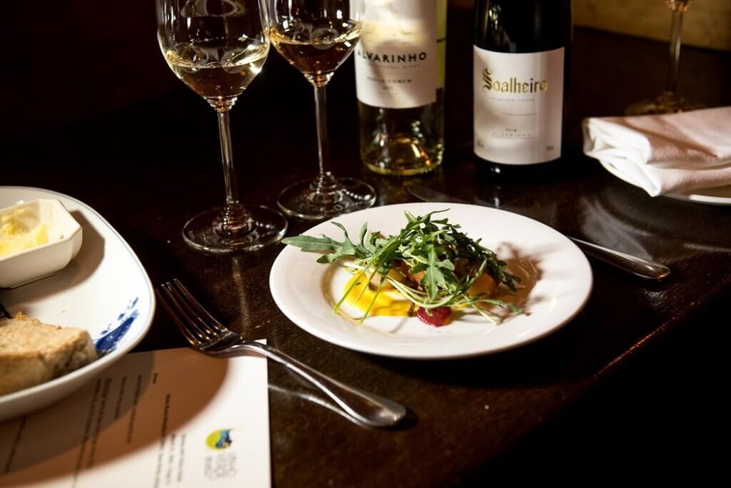 A Deep Dive Into Vinho Verde Alvarinho