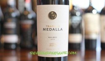 Trapiche Medalla Malbec – A Treat For Your Tastebuds