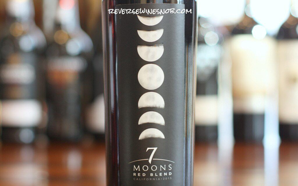 7 Moons Red Blend - Full of Flavor