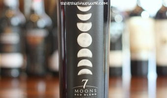 7 Moons Red Blend – Full of Flavor