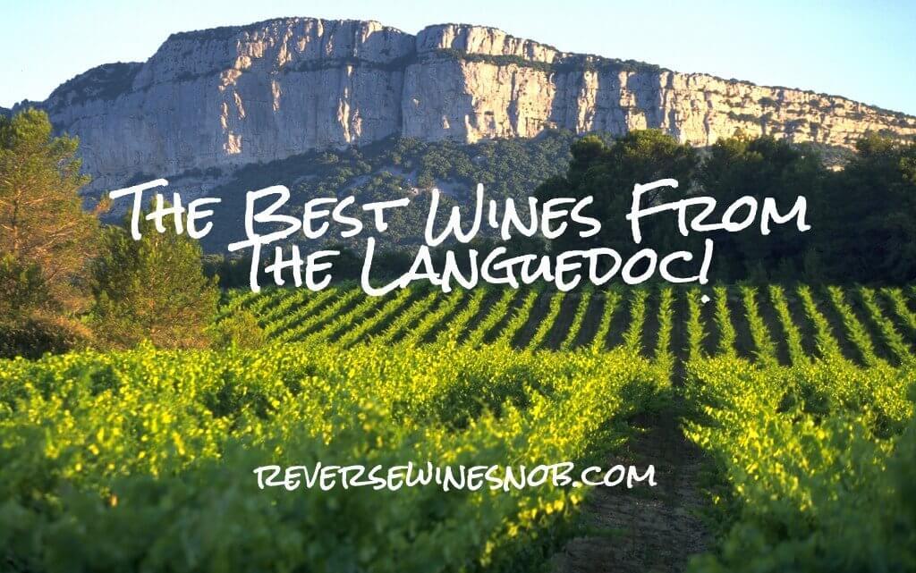 The Best Languedoc Wine Under $20 - The Reverse Wine Snob Picks!
