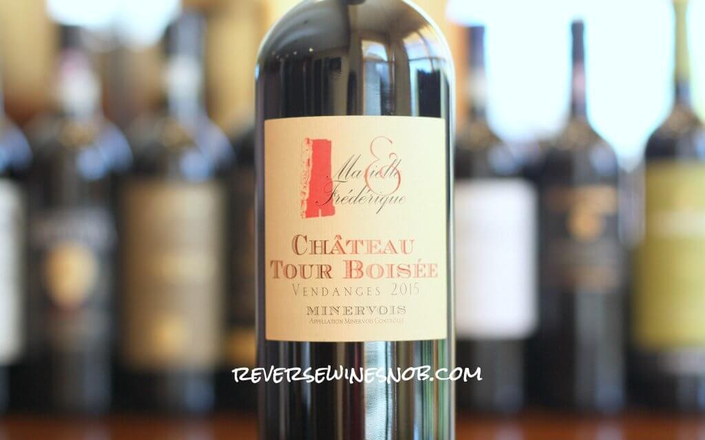 Chateau Tour Boisee Marielle et Frederique - A Beauty