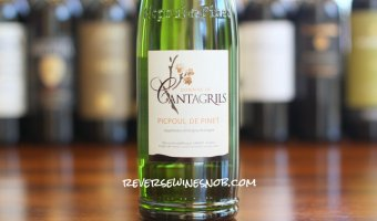 Domaine de Cantagrils Picpoul de Pinet – A Breath of Fresh Air