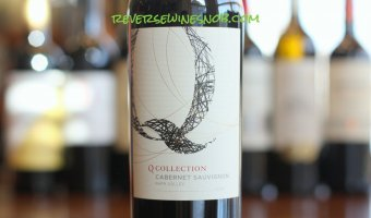 Q Collection Napa Valley Cabernet Sauvignon – A Prime Pick!