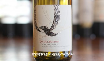 Q Collection Russian River Valley Chardonnay - Bridging The Great Divide