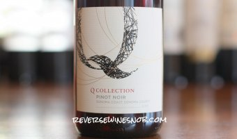 Q Collection Sonoma Coast Pinot Noir – Hard To Put Down
