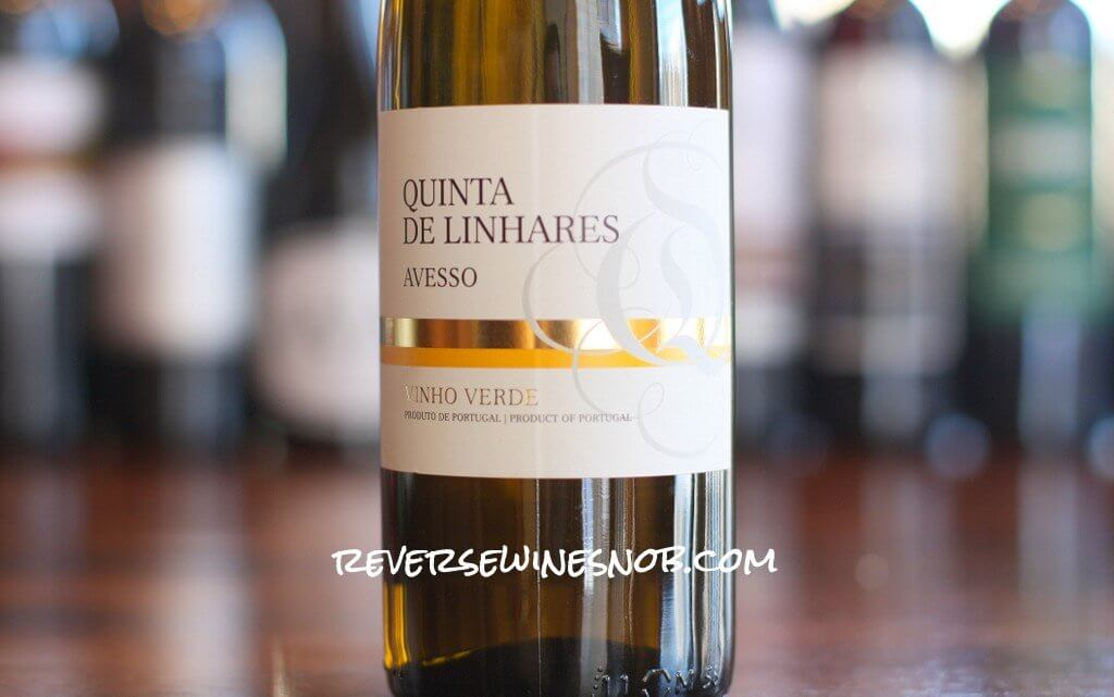 Quinta de Linhares Avesso - Lively and Lovely