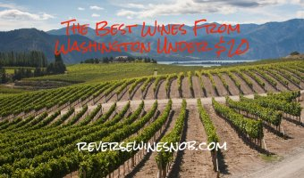 The Best Washington Wine - The Reverse Wine Snob Picks!