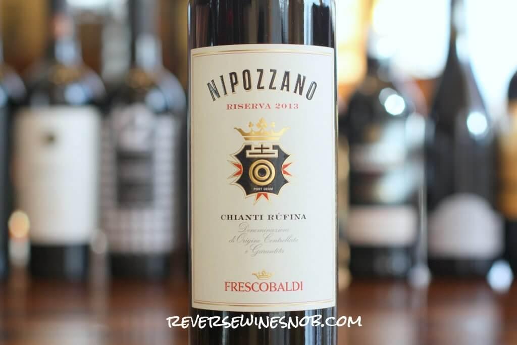 Frescobaldi Nipozzano Chianti Rufina Riserva - Love At First Sniff