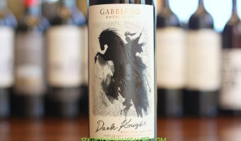 Castello di Gabbiano Dark Knight – A Super Tuscan to the Rescue