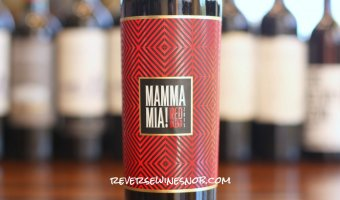 Mamma Mia Red Blend – Mamma Knows Best