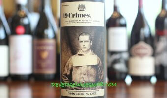 19 Crimes Red Blend – Wanted For Extreme Value