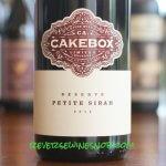 Cakebox Reserve Petite Sirah - Scrumptious