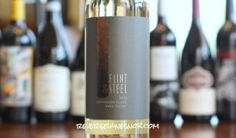Flint & Steel Napa Valley Sauvignon Blanc – A Patio Party Starter