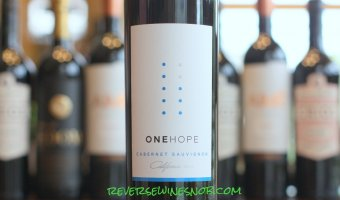 ONEHOPE California Cabernet Sauvignon – Do Good While You Drink Good
