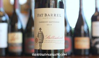 Fat Barrel Cabernet Sauvignon – Discover Drinkability