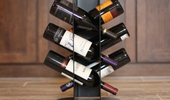A Stylish New Way To Showcase Your Wine – The WineO Stand