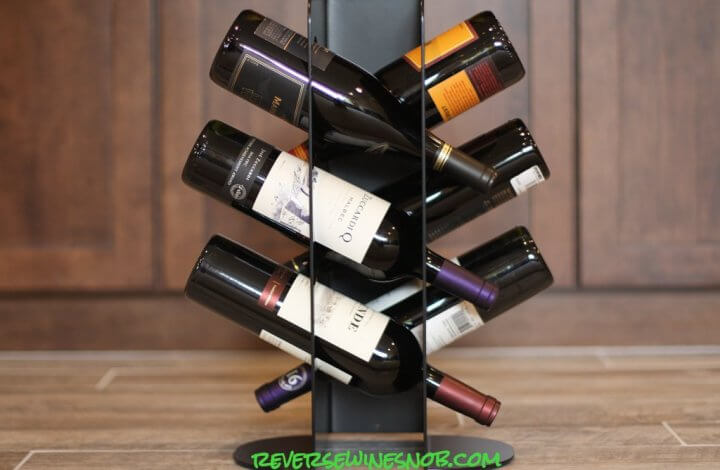 A Stylish New Way To Showcase Your Wine - The WineO Stand