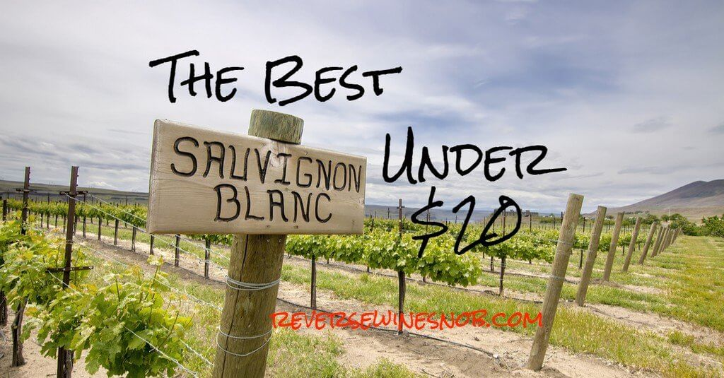The Best Sauvignon Blanc  - The Reverse Wine Snob Picks!
