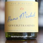 Hans Michel Gewurztraminer - Vibrant and Delicious