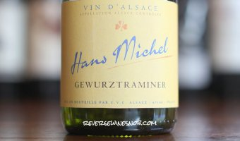 Hans Michel Gewurztraminer – Vibrant and Delicious