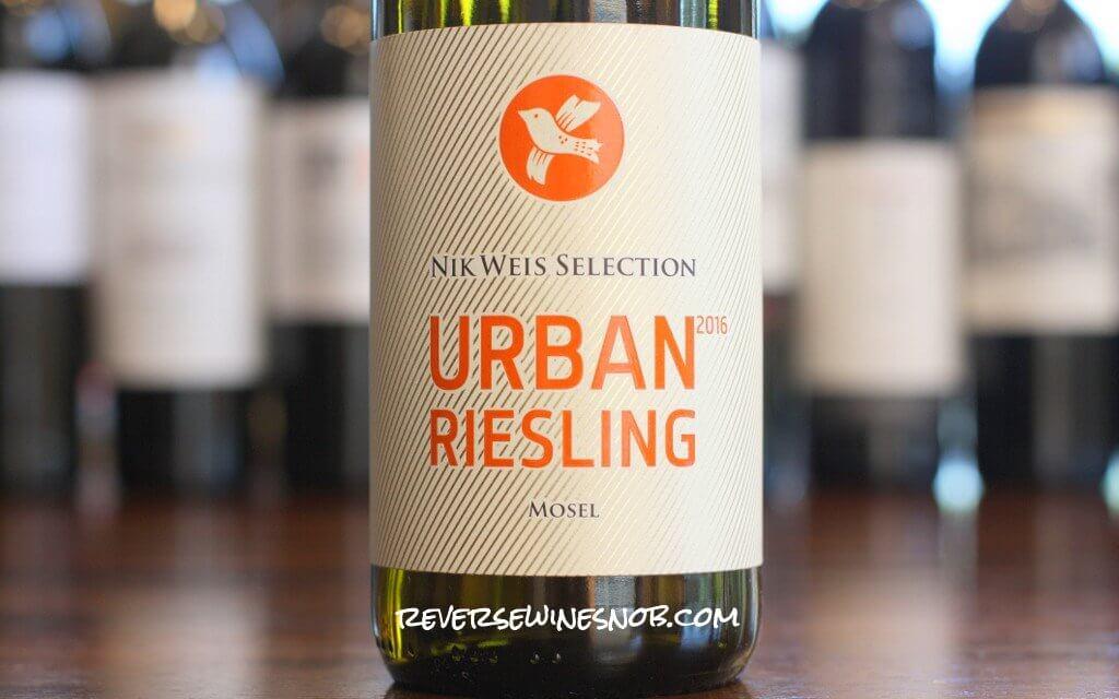Nik Weis Urban Riesling - Saintly