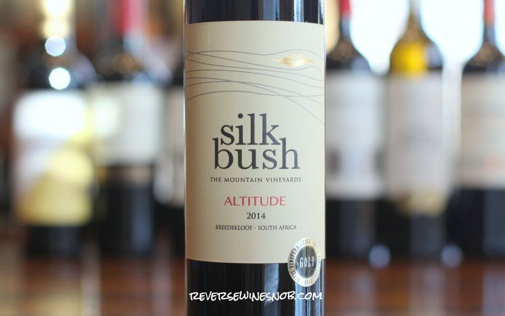 Silkbush Mountain Vineyards Altitude- Cheeky!