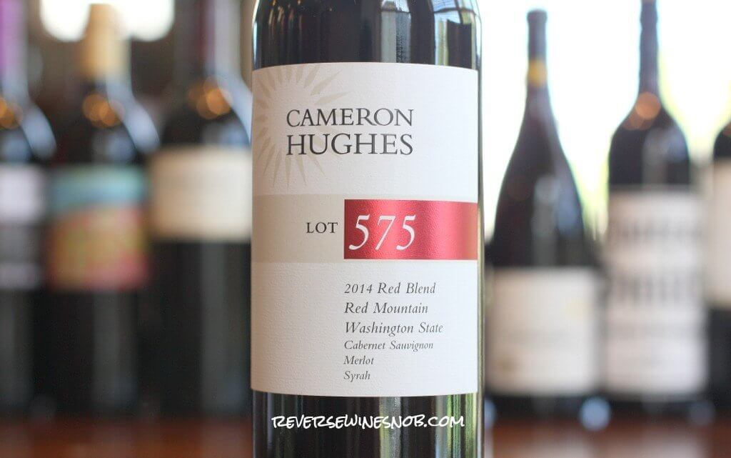 Cameron Hughes Red Mountain Red Blend - A Wine To Wow