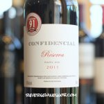 Confidencial Reserva Tinto - An Age-Worthy $8 Wonder