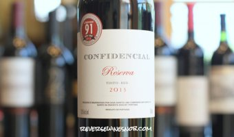 Confidencial Reserva Tinto - An Age-Worthy $8 Wonder