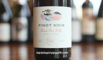 90 Plus Cellars Russian River Valley Pinot Noir Lot 75 – Stunning!