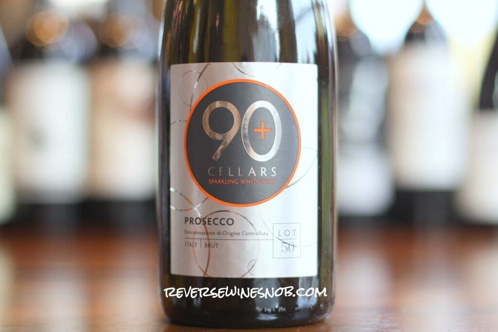 90 Plus Cellars Lot 50 Prosecco - Darn Delicious