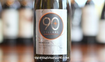 90 Plus Cellars Prosecco Lot 50 - Darn Delicious