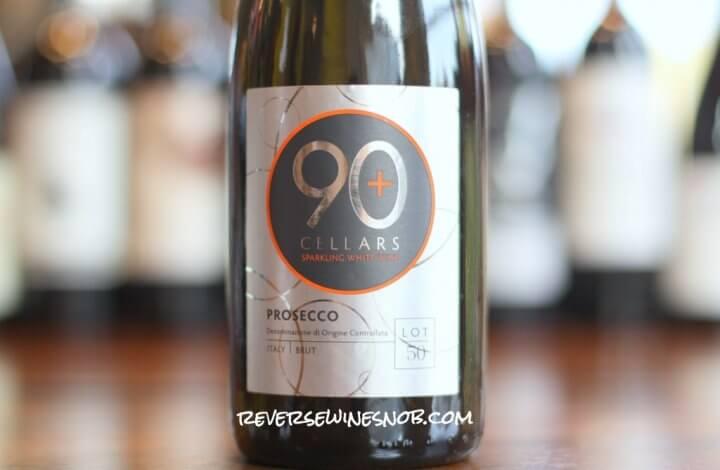 90 Plus Cellars Prosecco Lot 50 - Darn Delicious