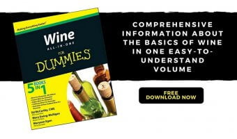 Wine All-In-One For Dummies Free eBook ($16 value) – Make Your Wine Experience Complete