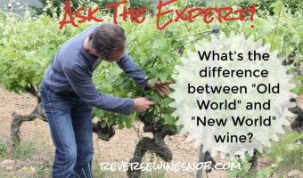 What's The Difference Between Old World and New World Wines? Ask The Expert!