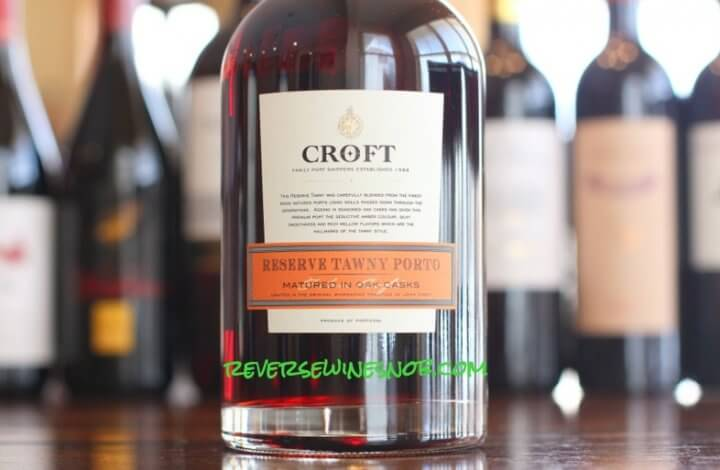 Croft Reserve Tawny Porto - A Decadent Dessert Wine