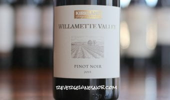Kirkland Signature Willamette Valley Pinot Noir - A Willamette Valley Value