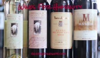 Wines For Humanity – For The Betterment of Mankind