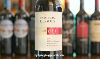 Cameron Hughes Red Mountain Cabernet Sauvignon Lot 613 - Tannic and Tasty!