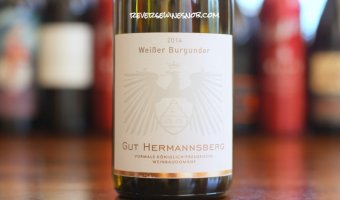 Gut Hermannsberg Weissburgunder Trocken – Absolutely Lovely