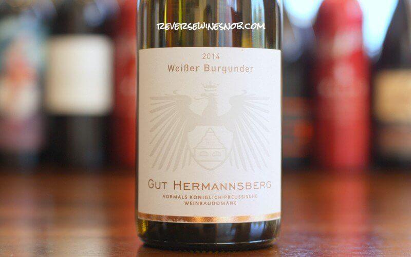 Gut Hermannsberg Weissburgunder Trocken - Absolutely Lovely